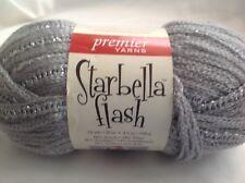 Premier Yarn Starbella Flash - Silver
