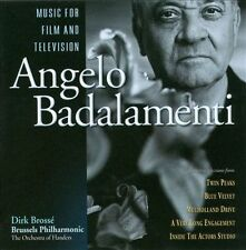 Angelo Badalamenti: Music For Film And Television, New Music