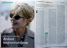 Mag 2013: FANNY ARDANT_SPECIAL NEW-YORK_BEYONCE et JAY-Z_JEROME DESCHAMPS