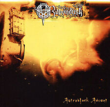 RAVENDUSK-ASTROBLACK ADVENT-CD-limbonic art-arcturus