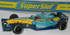 SUPERSLOT H2649 RENAULT F1 2005  #5  FERNANDO ALONSO  MINT UNBOXED