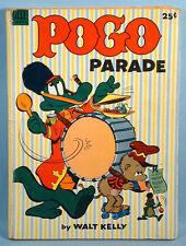 1953 Walt Kelly Pogo Parade #1 Dell Giant 25 Cent Comic Book Albert Alligator