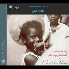 Girl Talk (Exclusively for My Friends, Vol. 2) SACD] by Oscar Peterson (RARE OOP