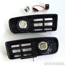 LED nebbia DRL luci diurne fari mascherina Set per VW GOLF MK4 IV 1997-2006