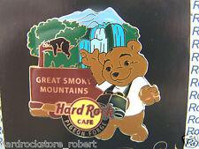 2014 HARD ROCK CAFE PIGEON FORGE NATIONAL PARK BEAR SERIES/SMOKY MOUNTAINS PIN