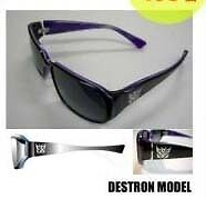 Transformers Limited Edition Destron Sunglasses (2003) Brand New Japan Import