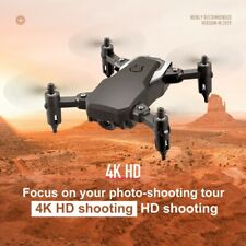 Mini Drone 4K Camera Professional HD Fordable Camera Drone Quadrocopter 1600 W