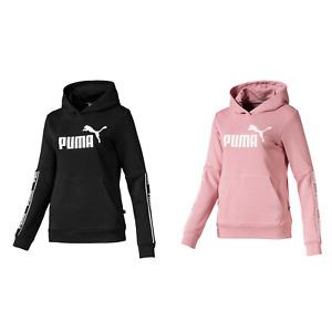 PUMA Damen Kapuzen-Pullover Amplified Hoody TR