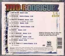 Mega RARE cd SALSA Tito Rodriguez TV SHOW Don Fulano UN AÑO MAS definicion