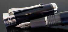 Montegrappa Desiderio Navy Blue Fountain Pen