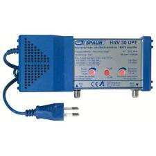 Spaun HNV 30 UPE BK-Verstärker 30 dB | ohne Rückkanal, Verstärkung regelbar