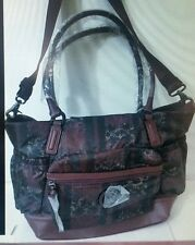 ♡♡♡Mimco SPLENDIOSA Weekender Work Beach Gym Travel Shopper Shoulder Nappy Bag