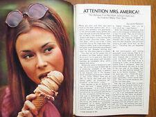 Feb. 24-1973 TV Guide(KATE  JACKSON/MASH/HAROLD ARLEN/PATTI DEUTSCH/JOAN VAN ARK