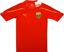 Macedonia National Football Team Home Jersey 10/13, BNWT, Size: M(Tight Cutting)