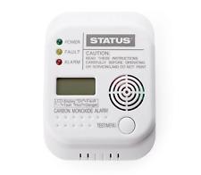 Status Carbon Monoxide CO Digital Alarm