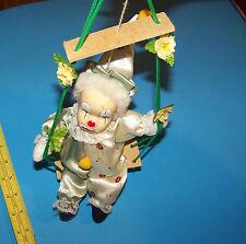 Clown Doll on Swing