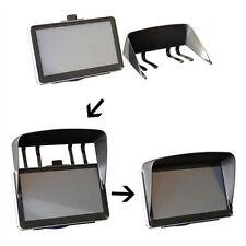7Inch Sun Shade Sunshade Sunshield Visor Anti Glare Car Gps Navigator Accessory~