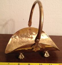 Brass Fireplace Log Holders Carriers eBay