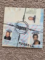 Fugees Fu-gee-la Vinyl Lp Single
