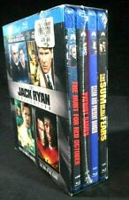 THE JACK RYAN COLLECTION - 4-FILM 4-DISC BLU-RAY SET - NEW SEALED ~ ORG. $36.99