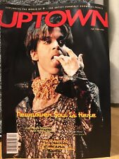 PRINCE UPTOWN ISSUE #34! - The Leading Magazine for Prince Fans and Collectors