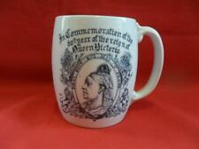 Antique Maling (CTM) 1897 Diamond Jubilee of Queen Victoria, Collectors Mug