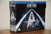 Star Trek: The Original Series -The Full Journey (Blu-Ray Set 20 Discs) - NEW