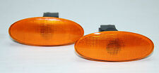 2 x FIAT PUNTO 176 (1993-99) SIDE REPEATER INDICATOR LAMP KIT PAIR BRAND NEW