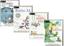 The Moffats, Middle Moffat, Rufus M, Moffat Museum by Eleanor Estes 4-Paperback