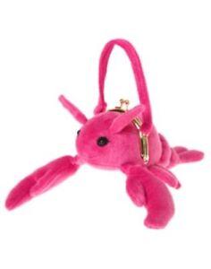 Nwts Nwots Gymboree Cape Cod Cutie Plush Lobster Purse