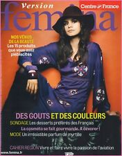 ▬► Version FEMINA - N°184 du 9 Octobre 2005 - Apollonia POILÂNE