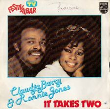 14353 CLAUDIA BARRY RONNIE JONES  IT TAKES TWO