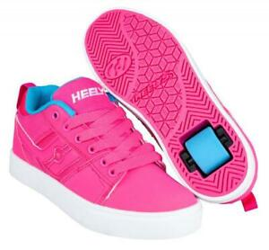 Heelys Original Räder Schuhe Racer 20 Mädchen Heelys, Pink/Hellblau