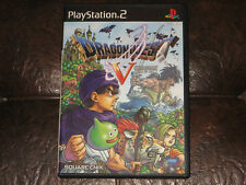Dragon Quest V - Playstation 2 PS2 JP Japan Import Dragon Warrior 5