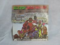 Bill Cosby-When I Was A Kid LP Comedy Music Vinyl Record