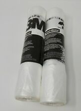 Lot of 2, 3M CP4 Hand-Masker Pre-Folded Contractor's Plastic, 4' x 180' NEW!