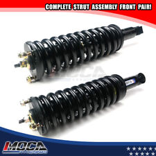 Front Quick Complete Struts /& Rear Bare Shock Absorbers Compatible with 1995-2004 Toyota Tacoma Set of 4