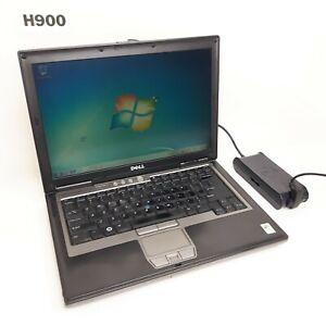 "DELL LATITUDE D620 LAPTOP 14.1"" INTEL CORE DUO 1.66GHz RAM 4GB 250GB WIN7 H900"