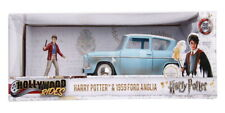 Harry Potter 1959 Ford Anglia with Harry Potter figure 1:24 (Jada 31127)