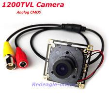 HD 1200TVL CMOS 960H IR CUT Filter Security Camera 2.8MM Lens Mini Board