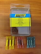 Marine Boat Heat Shrink Butt Connectors 22-10 AWG Ga Gauge Wire 10/Pack 62291