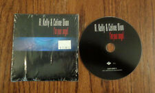 "1998 Celine Dion & R. Kelly ""I'm You Angel"" Cd Single"