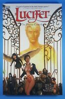 Lucifer Vol.4 DC Vertigo Comic Book TPB Graphic Novel Divine Comedy 192pgs Death