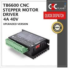TB6600 Single Axis 4A CNC Stepper Motor Driver Controller 9~40V Micro-Step MACH3