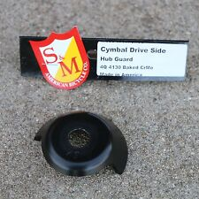 S&M BMX BIKE CYMBAL DRIVE-SIDE CHROMOLY HUB GUARD PRIMO SUNDAY FIT CULT