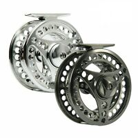 CNC Machined Fly Reel 3 4 5 6 7 8 9 10WT Large Arbor Fly Fishing Reel Spool