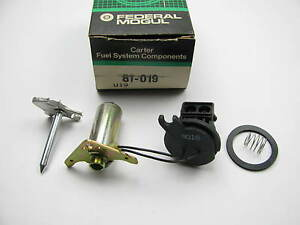 1980 Buick Chevy Olds 231 3.8L V6 Carburetor Mixture Control Solenoid 17063279