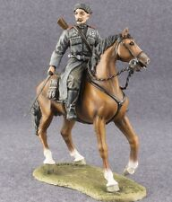 Miniature Toy Tin Soldier 1/32 Russian Cavalry Cuban Cossack Rider WW1 Figurines