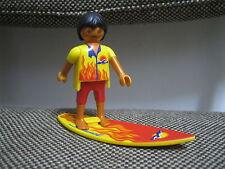 Playmobil - Special 4637 - Surfista Surf Surfboard Summer Vacaciones - COMPLETO