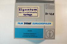 Super 8 Film S8 mm Anodische Oxidation 2 Verdichten Physik 70er 360673